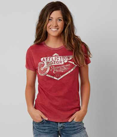 Affliction American Customs Trailblazer T-Shirt