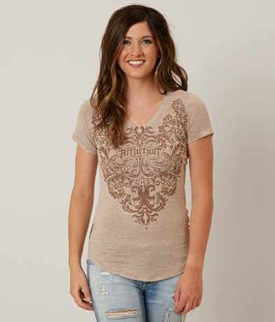 Affliction Flourish Top