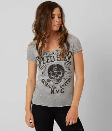 Affliction American Customs NYC T-Shirt