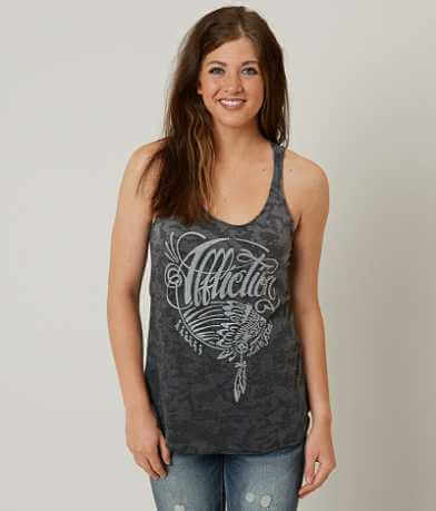Affliction Pawnee Tank Top