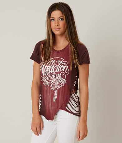 Affliction American Customs Pawnee Top