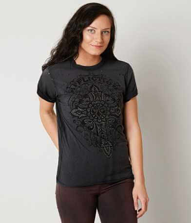 Affliction Chambery Washed T-Shirt