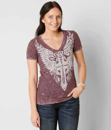 Affliction Amberbelle T-Shirt