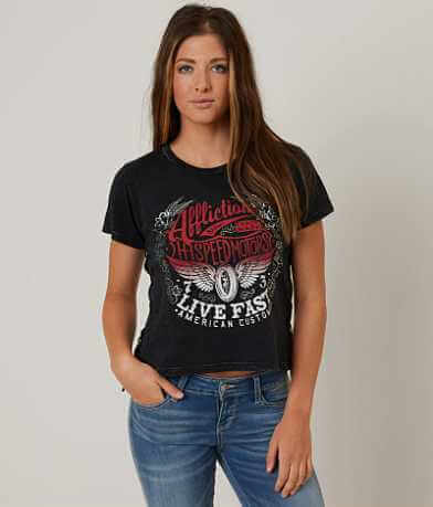 Affliction American Customs Speedway T-Shirt