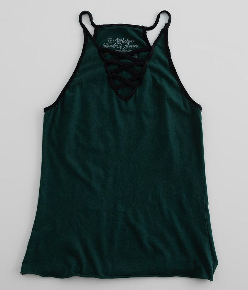 Standard Supply Series Strappy Tank Top front view