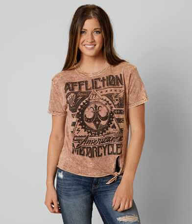 Affliction American Motorcycles T-Shirt