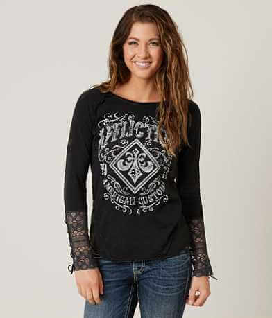 Affliction Harlow Top