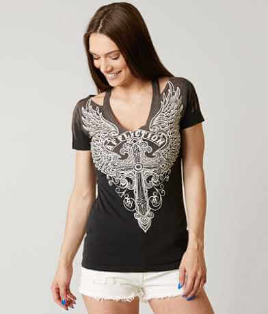 Affliction Amberelle T-Shirt
