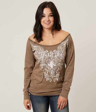 Affliction Angelica Sweatshirt