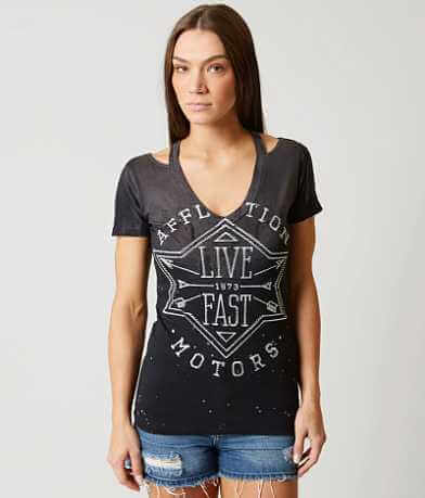 Affliction American Customs High Flow T-Shirt