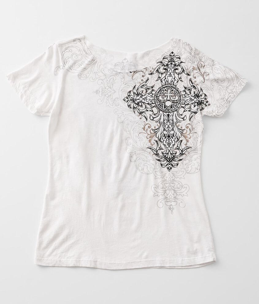 Affliction Folklore T-Shirt front view