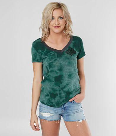 Affliction Grace V-Neck T-Shirt
