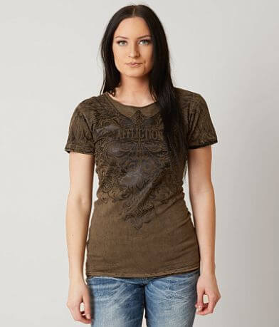 Affliction American Customs Indulgence T-Shirt