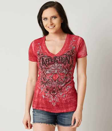 Affliction Hearts Avowed T-Shirt