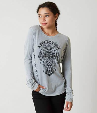 Affliction Hail Mary T-Shirt