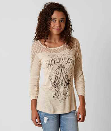 Affliction Decadence Top