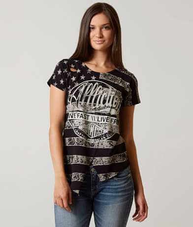 Affliction American Customs Marfa T-Shirt