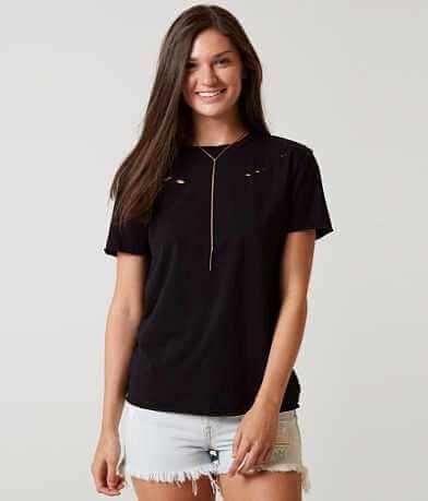 Standard Supply Series Open Back T-Shirt