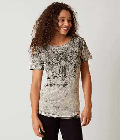 Affliction American Customs Debonesque T-Shirt