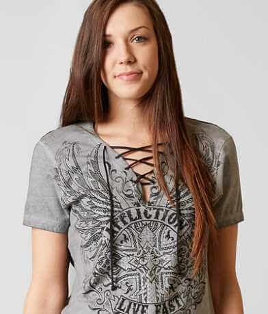 Affliction Edenberry Cross T-Shirt