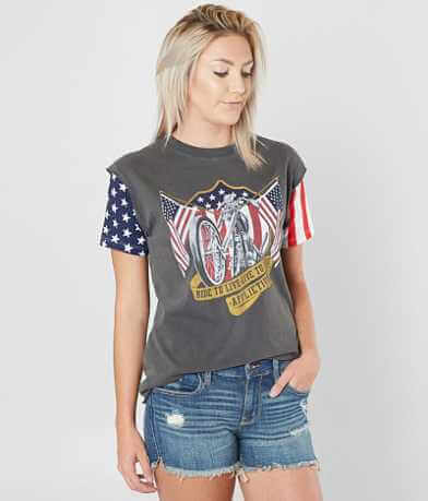 Affliction Live To Ride T-Shirt