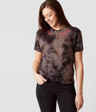 Affliction For Pinks Sake T-Shirt