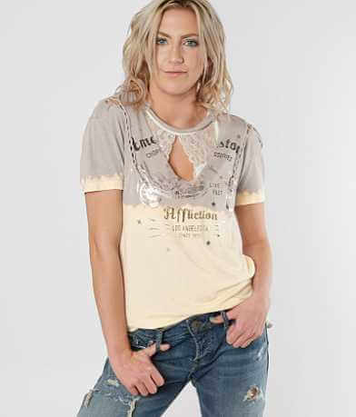 Affliction American Customs Vintage Dealer T-Shirt