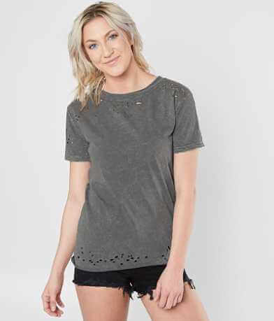 Standard Supply Series Raw Edge T-Shirt