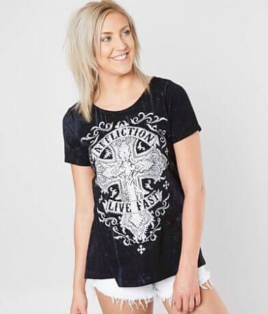 Affliction Saint Edith T-Shirt