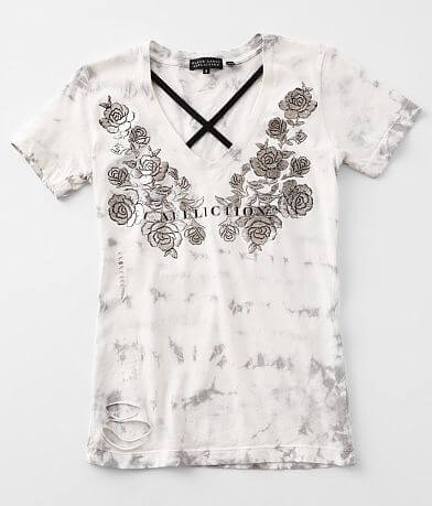 Affliction Love & Roses T-Shirt