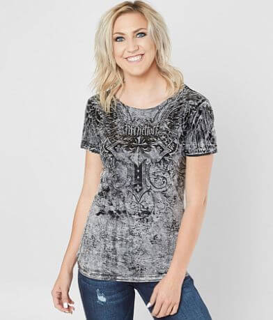 Affliction Debonesque Reversible T-Shirt