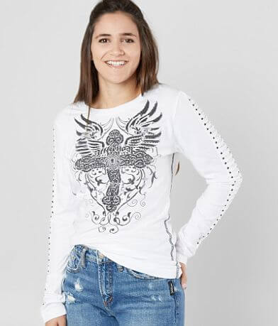 Affliction Lexy T-Shirt