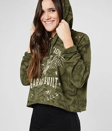 Affliction Barn Find Hooded Sweatshirt