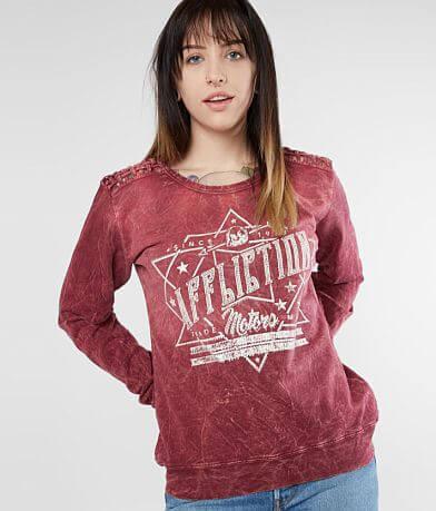 3d92212182 Affliction American Customs All Star Sweatshirt