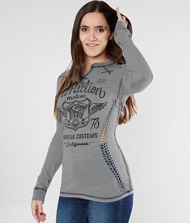 Affliction California Motors T-Shirt