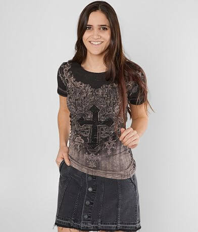 Affliction Adoria T-Shirt