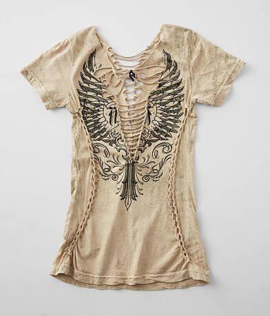 Affliction Nicolette T-Shirt