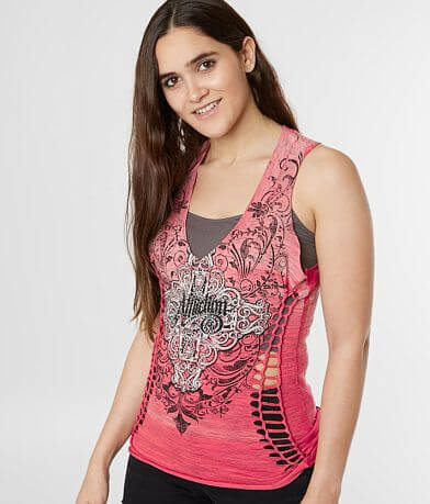 Affliction Charlotte Tank Top