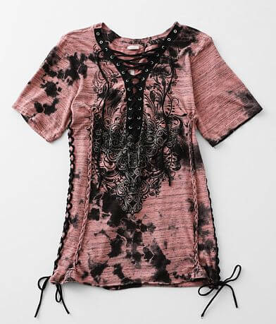 Affliction Charlotte Oak T-Shirt