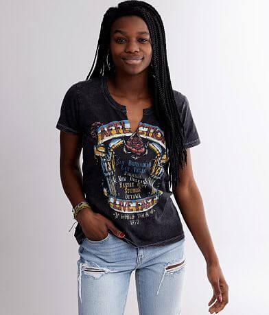 Affliction Hollow Point T-Shirt