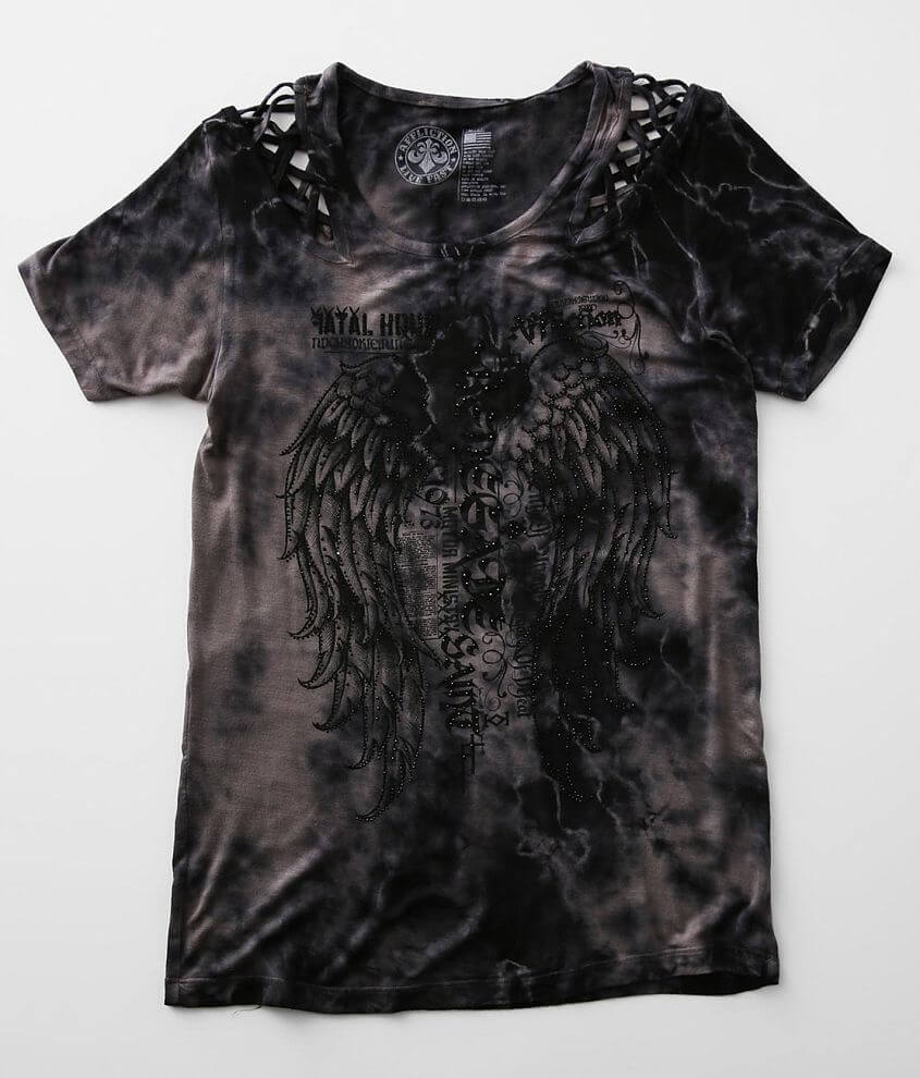 Affliction Highway Rebel T-Shirt front view