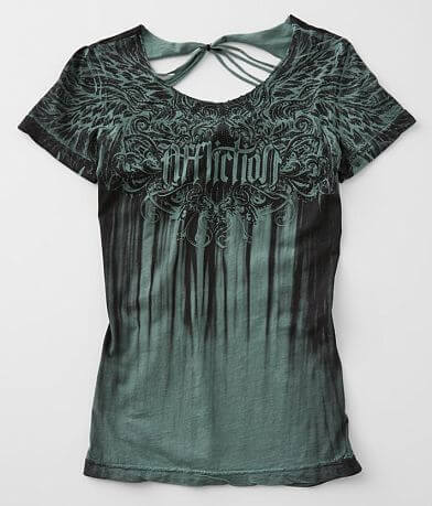 Affliction Briessa Baby T-Shirt