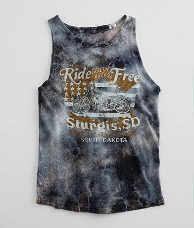 Affliction Ride Free Sturgis Rally Tank Top