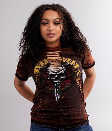 Affliction Nightrain T-Shirt