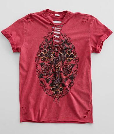 Affliction Heart Of Gold T-Shirt