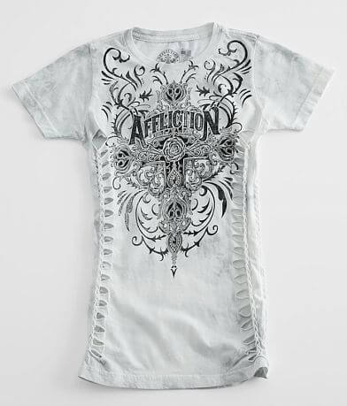 Affliction Topeka Gold T-Shirt