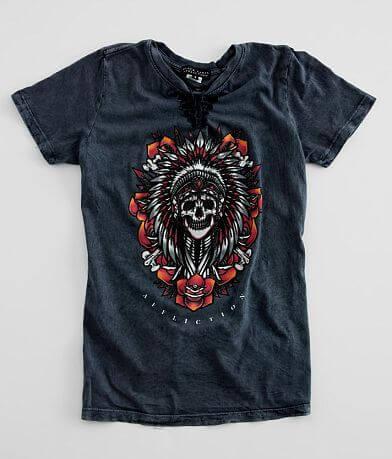 Affliction Jungle Rot T-Shirt