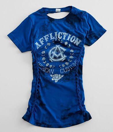 Affliction American Customs Big Sky T-Shirt