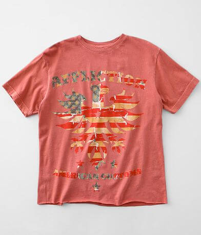 Affliction American Customs Punch T-Shirt