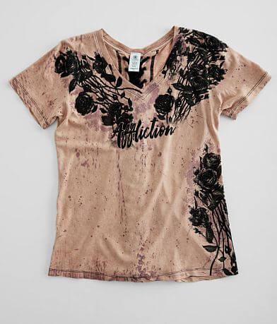 Affliction Provo V-Neck T-Shirt